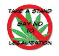 No Drugs Legalized